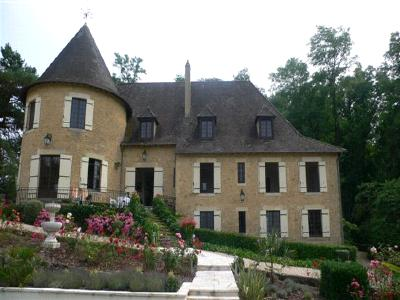 4 bedroom French chateau for sale, Bergerac, Dordogne, Aquitaine