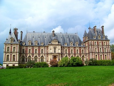 Picture of French Chateau For Sale Jura 39