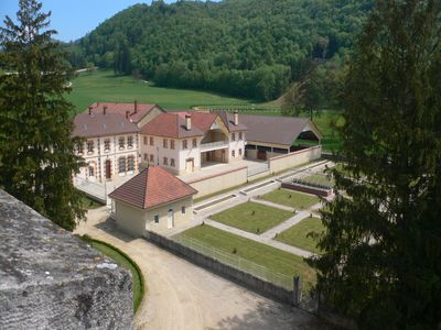 Image 17 | Spectacular French chateau estate in the Jura 120200
