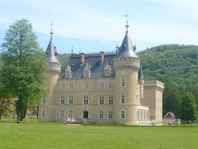 Image 8 | Spectacular French chateau estate in the Jura 120200