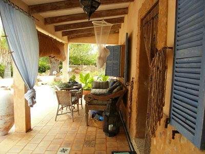 Image 1 | 3 bedroom house for sale, Llucmajor, Mallorca 124243