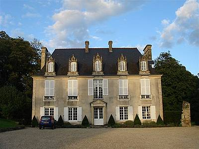 Picture of Caen Area French Chateau For Sale