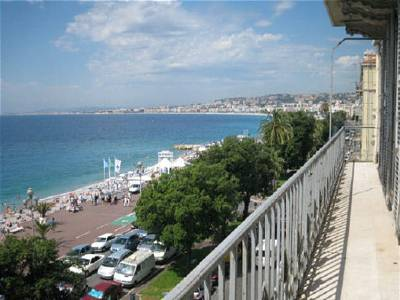 Picture of 6 bedroom Apartment in Nice, Cote d'Azur French Riviera for sale  with 30m2 of land - Reference 129649