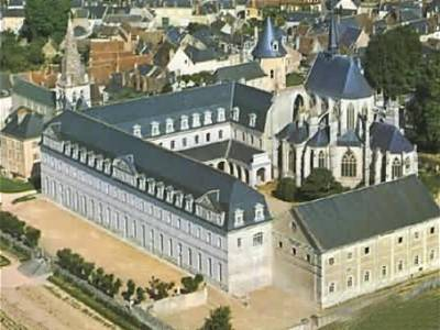 Picture of 18th Century Abbey in the Loire valley