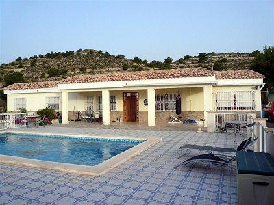 7 bedroom villa for sale, Alicante, Alicante Costa Blanca, Valencia
