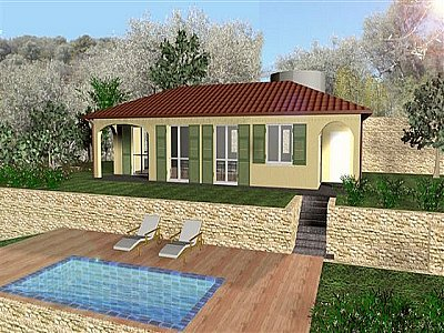Villa for sale, Ospedaletti, Imperia, Liguria