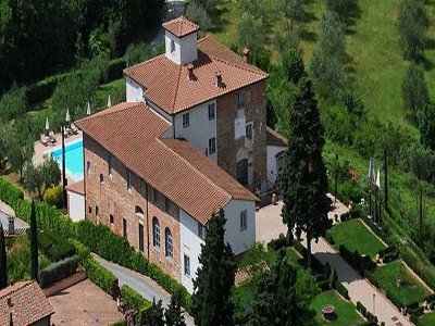 Castle for sale in San Gimignano, Siena, Italy