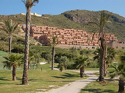 Picture of 2 bedroom Apartment in Mojacar, Andalucia for sale  with 82m2 of land - Reference 132471