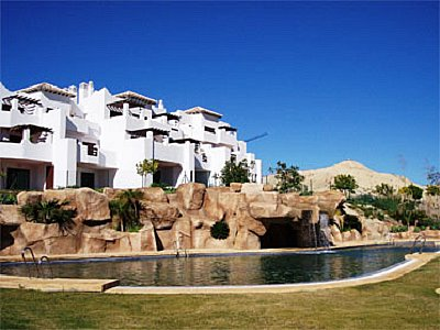 Picture of 3 bedroom Apartment in Vera, Andalucia for sale  with 89m2 of land - Reference 132483