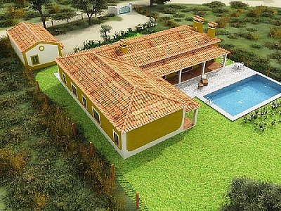 Image 4 | 4 bedroom farmhouse for sale with 0.5 hectares of land, Santarem, Santarem District, Central Portugal 132915