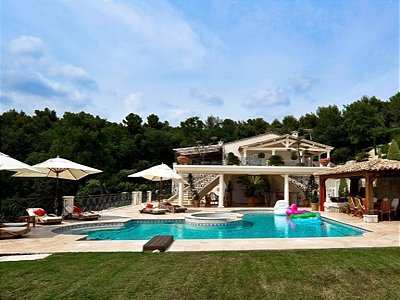 Image 20 | 5 bedroom villa for sale with 10,000m2 of land, Grasse, Cote d'Azur French Riviera 133039