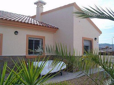 Image 1   Zurgena Villa For Sale 133276