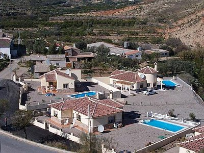 Image 2   Zurgena Villa For Sale 133276