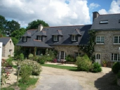 Picture of 8 bedroom House in Morbihan, Brittany for sale  with 3500m2 of land - Reference 133420