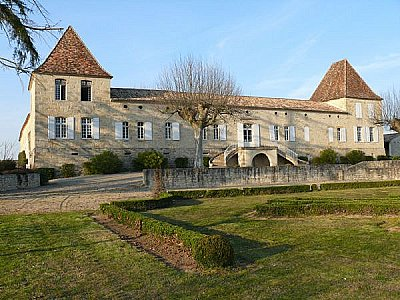 Picture of Entre Deux Mers French Chateau For Sale