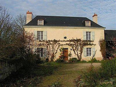 7 bedroom house for sale, Saumur, Maine-et-Loire, Loire Valley