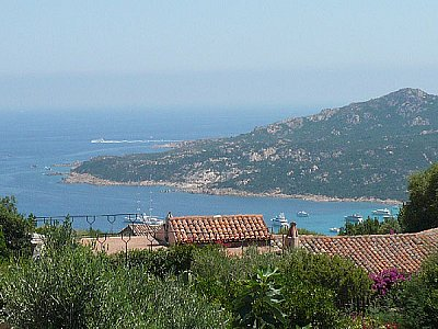 Picture of A pretty Sardinian villa on the hill with sea views