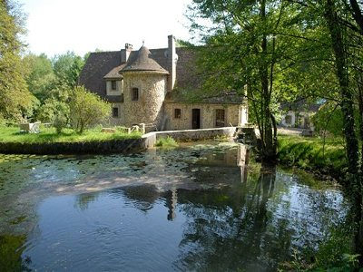 7 bedroom mill for sale, Perche, Orne, Lower Normandy