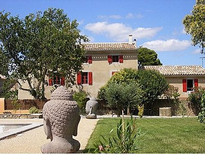 Outstanding wine estate near Carcassonne  on the canal du midi.