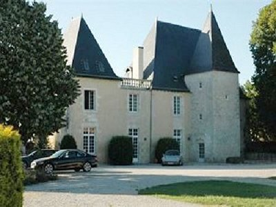 Stunning Restored Chateau with Golf Course and Restaurant