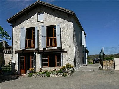 Picture of 2 bedroom Cottage in Bourg de Visa, Midi-Pyrenees for sale  - Reference 138220