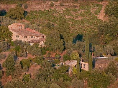 Image 13 | 5 bedroom farmhouse for sale with 11 hectares of land, Chianti, Florence, Tuscany 138288