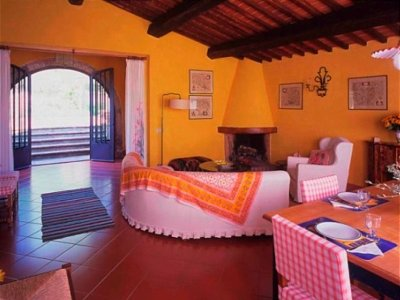 Image 15 | 5 bedroom farmhouse for sale with 11 hectares of land, Chianti, Florence, Tuscany 138288
