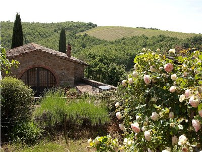 Image 16 | 5 bedroom farmhouse for sale with 11 hectares of land, Chianti, Florence, Tuscany 138288