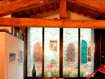Image 5 | 5 bedroom farmhouse for sale with 11 hectares of land, Chianti, Florence, Tuscany 138288