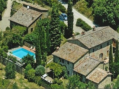 Image 1 | 10 bedroom farmhouse for sale with 50,000m2 of land, Gaiole in Chianti, Siena, Chianti 138466