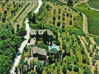 Image 2 | 10 bedroom farmhouse for sale with 50,000m2 of land, Gaiole in Chianti, Siena, Chianti 138466