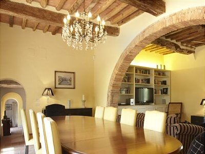 Image 10 | 8 bedroom villa for sale with 0.5 hectares of land, Val d'Era, Pisa, Tuscany 138498