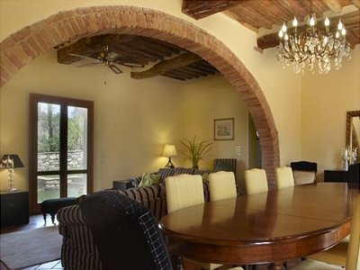 Image 9 | 8 bedroom villa for sale with 0.5 hectares of land, Val d'Era, Pisa, Tuscany 138498