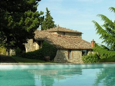 7 bedroom farmhouse for sale, Gaiole in Chianti, Siena, Chianti
