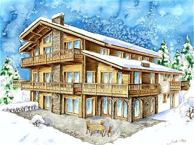 3 bedroom apartment for sale, Crans Montana, Montana, Valais, Lake Geneva