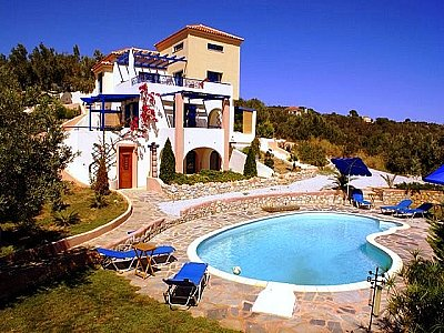 Image 1 | 5 bedroom villa for sale with 8,500m2 of land, Skiathos, Northern Sporades Islands 139931