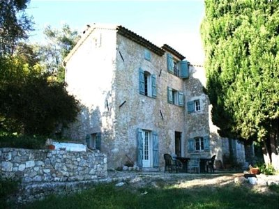 5 bedroom manor house for sale, Grasse, Cote d'Azur French Riviera