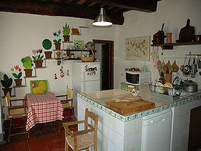 Image 5 | Farmhouse for sale with 3.5 hectares of land, Ficulle, Terni, Umbria 140400