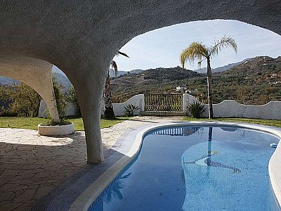 Image 2 | 5 bedroom farmhouse for sale with 1.32 hectares of land, Monda, Malaga Costa del Sol, Andalucia 140555