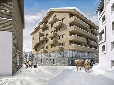 3 bedroom apartment for sale, Andermatt, Uri, Central Switzerland