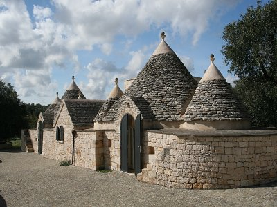 Picture of Old Stone Trullo