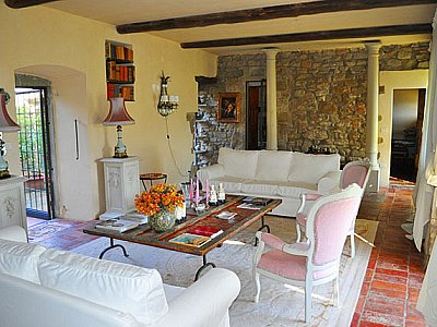 Image 5 | 4 bedroom house for sale with 3.7 hectares of land, Bagno a Ripoli, Florence, Chianti 141029