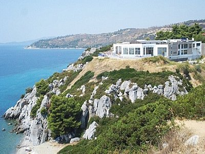 Image 2   7 bedroom hotel for sale with 870m2 of land, Kassandra, Halkidiki, Central Macedonia 141830