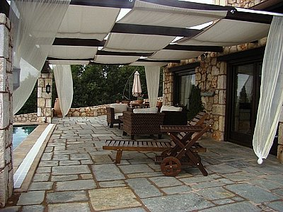 4 bedroom villa for sale, Mount Holomontas, Halkidiki, Central Macedonia