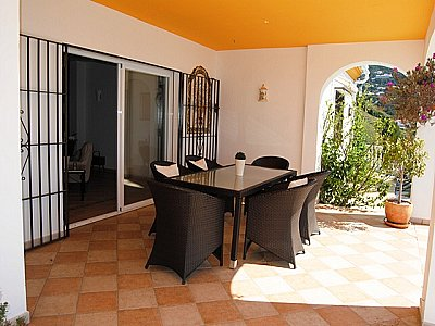 Image 17   4 bedroom villa for sale with 0.5 hectares of land, Competa, Malaga Costa del Sol, Andalucia 143395
