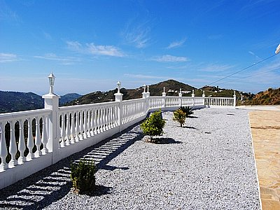 Image 19   4 bedroom villa for sale with 0.5 hectares of land, Competa, Malaga Costa del Sol, Andalucia 143395