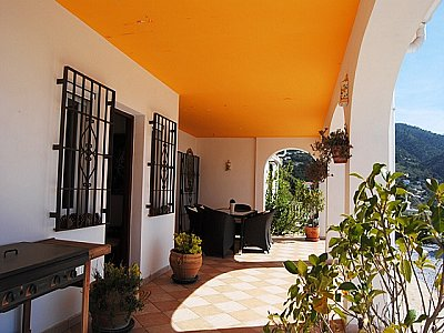 Image 5   4 bedroom villa for sale with 0.5 hectares of land, Competa, Malaga Costa del Sol, Andalucia 143395