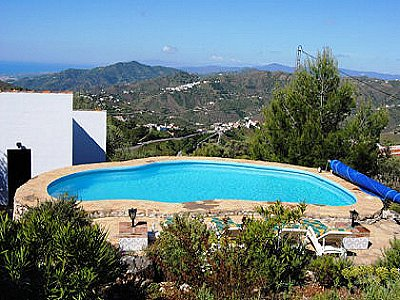 Image 2 | 5 bedroom villa for sale with 0.3 hectares of land, Competa, Malaga Costa del Sol, Andalucia 143397