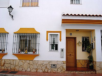 3 bedroom townhouse for sale, Competa, Malaga Costa del Sol, Andalucia