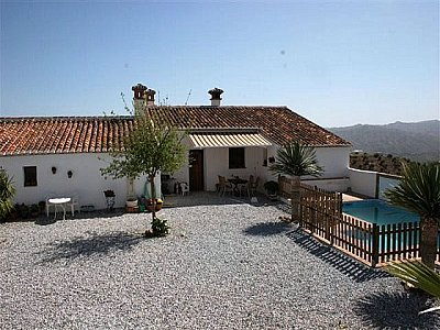 Image 1 | 5 bedroom farmhouse for sale with 4.13 hectares of land, Velez Malaga, Malaga Costa del Sol, Andalucia 143459